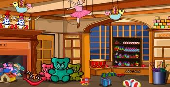 Таинственный магазин игрушек