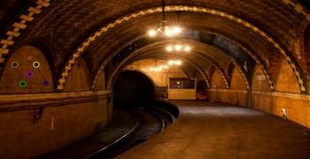 Побег из туннеля метро