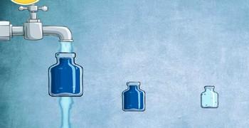 Опустоши бутылку