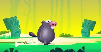 Приключения морской свинки