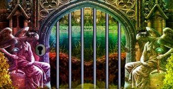 Выйти из замка