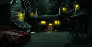 Приключения зомби