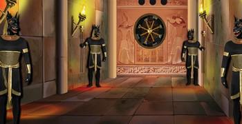 Бегство из загадочного царства
