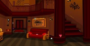 Мистическая комната