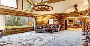 Сбежать из деревянного дома