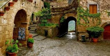 Оставленный в Италии