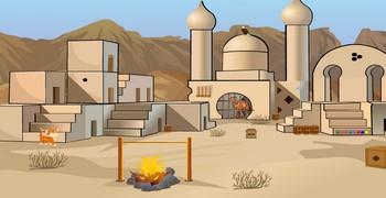 Спасти верблюда в пустыне