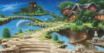 Фантастическая земля