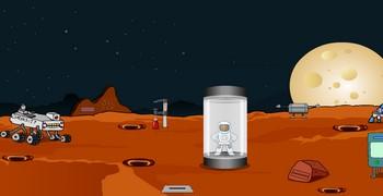 Удрать с Марса