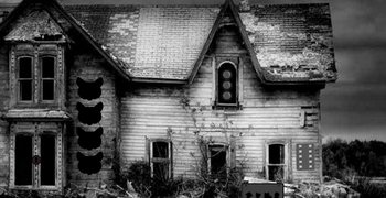 Выйти из страшного дома