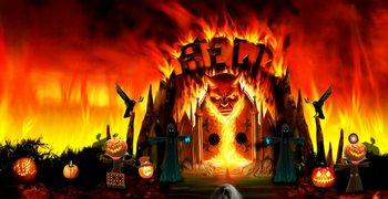 Сбежать из ада в день Хэллоуина