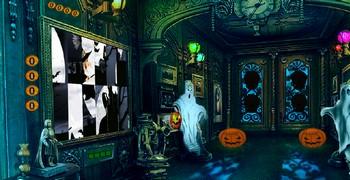 Сбежать из дома в Хэллоуин