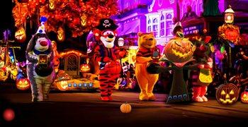Хэллоуин вечеринка в США