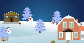 Спасти рождественского ангелочка