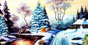 Найти новогодний подарок 2