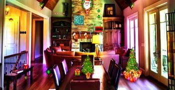 Найти рождественскую звезду