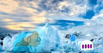 Удрапать с Северного полюса