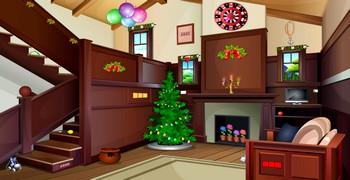 Нарядить новогоднюю ёлку