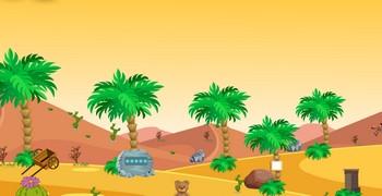 Драпануть из пустыни