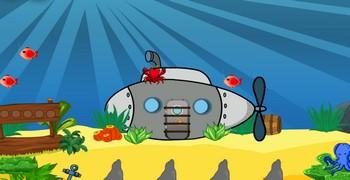 Ускользнуть из подводной лодки