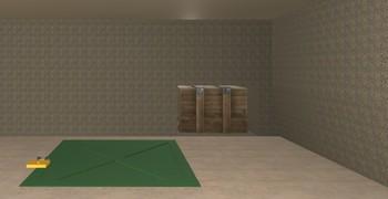 Пиксельный дом 3D