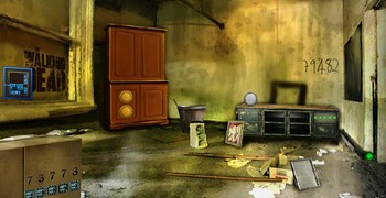 Сбежать из заброшенного дома