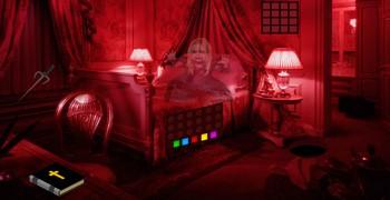 Удрапать из дома с вампиром