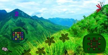 Уйти из зелёной горной долины