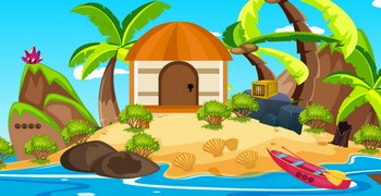 Побег из дома на острове
