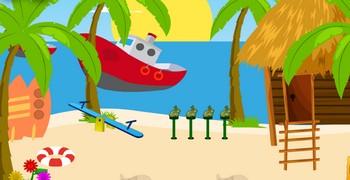 Пляж эскейп