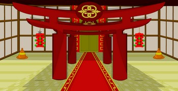 Выйти из храма