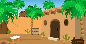 Пустыня на День Благодарения