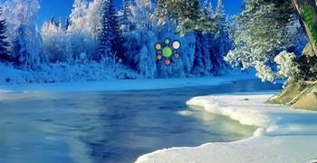 Наутёк из зимнего леса