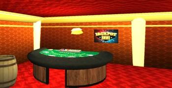 Сбежать из казино 3D