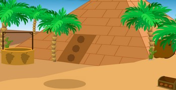 Сбежать из пирамиды в Египте