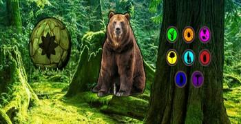 Как сбежать из леса с медведями