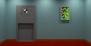 Полигональная комната