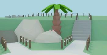 Эскейп гейм: Остров