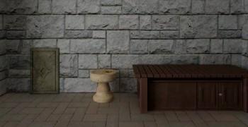 Таинственная каменная комната