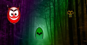 Лес сумасшедшего дьявола