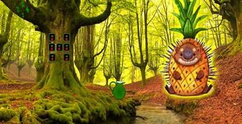 Лес с дьявольскими фруктами