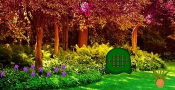 Тропический фэнтези сад