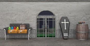 Маленький дом с привидениями