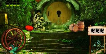 Где найти ключ от лесного домика?