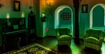 Страшный дом вампира