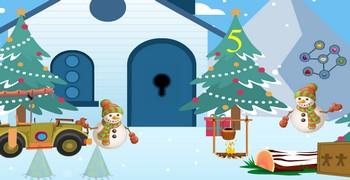 Побег после Рождества