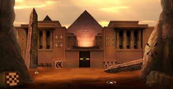 Египетский побег 2