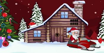 Найди подарок и убегай