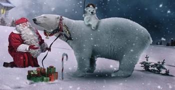Найти отличия на Рождество