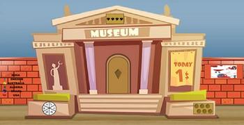 Сокровища в музее